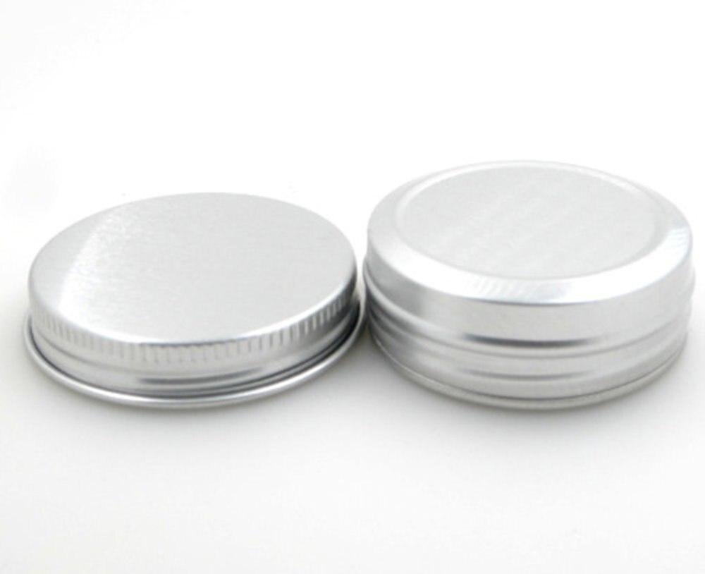 30 г/1 унций/30 мл алюминиевых банок/банок с винтовой резьбой, металлическая упаковка, контейнер