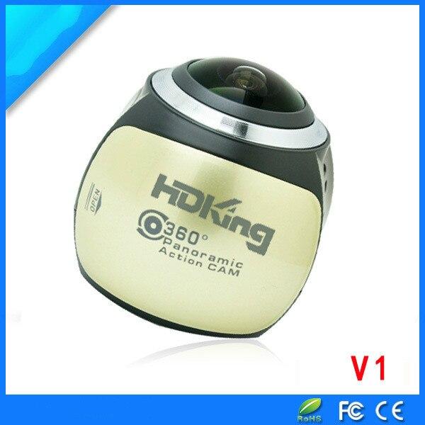 360 panoramische camera reizende datarecorder VR virtual reality - Draagbare audio en video - Foto 2