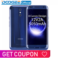 DOOGEE BL5000 Dual 13.0MP Camera Android 7.0 5050 mAh 12V2A Quick Charge 5.5 ''FHD MTK6750T Octa Core 4 GB RAM 64 GB ROM Smartphone