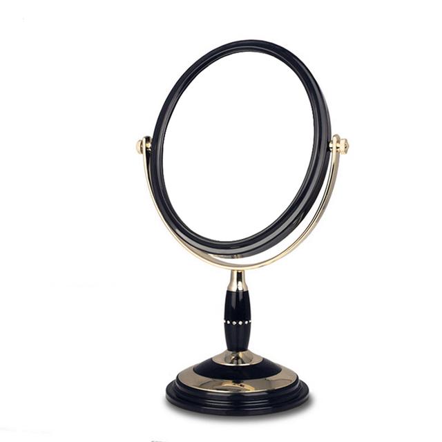 2016 espelho de maquiagem compact espelhos cosméticos da senhora mesa cômoda espelho de ampliação espelho maquiagem espejos specchio