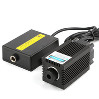 Creality 3D 12V High Power Laser Engraving Laser Head Module Blue Violet For CR 10/CR 10S 3D Printer