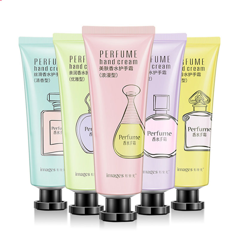 Hand Cream Mini Cute Hand Lotions Nourishing Anti-Aging Hand Feet Care Cream For Womem Whitening Moisturizing