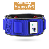 Slimming Belt X5 Times 5 Modes Electric Vibration Massage for Weight Lose Anti Cellulite Slimming Product Figure Waist Trainer