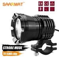 New Promotions 2X Motorcycle LED Car Styling Headlight Waterproof Driving Spot Head Lamp Fog Light Motor