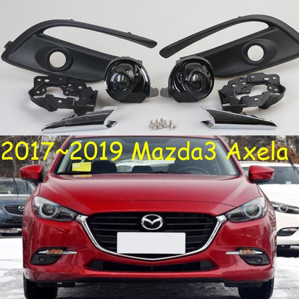 2019 Mazda Mazda3: Video Car Flashing DRL For Mazda 3 Mazda3 Axela2017 2018