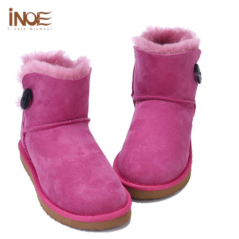 Pink Snow Boots Promotion-Shop for Promotional Pink Snow Boots on ...