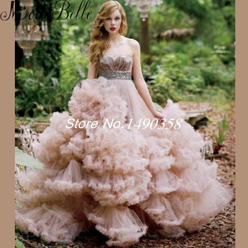 Pink Ball Gown Wedding Dress – fashion dresses