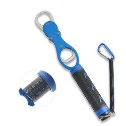 Wędkarstwo wielofunkcyjne szczypce smycze ryby Grip Lip Carp narzędzia sprzęt żeglarstwo liny kajak kempingowy bezpieczny chwytak 15kg Pesca Hot