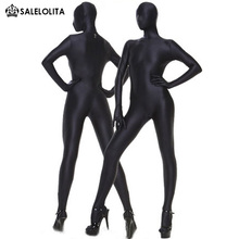 Горячая Распродажа, унисекс, высокая эластичность, лайкра, спандекс, полный боди, гимнастический купальник, костюмы зентай, костюмы на Хэллоуин