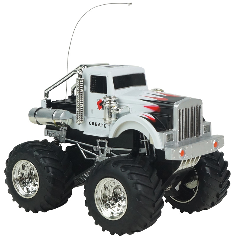 1:43 4CH Radio Remote Control Rechargeable Off-Road RC Car Vehicle Model