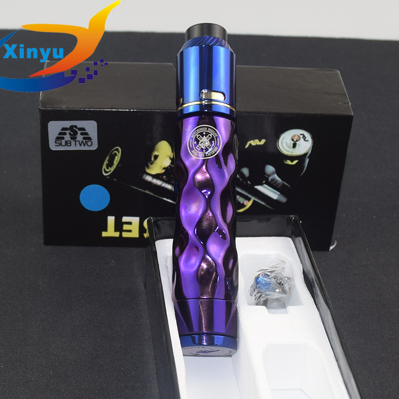 все цены на Newest arrival AV Mech Mod KIT Twist Material brass 24MM diameter Mechanical Mod 18650 Battery 510 thread E Cigarette Vape Mod
