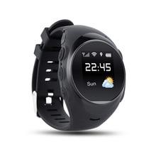 ZGPAX S888 Kinder Smart Watch Armbanduhr für Alte Mann Kinder uhr mit SOS GPS Smartwatch Anti versagen Alarm Finden Fernbedienung uhr