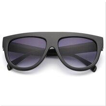 Women Gradient Lens Sunglasses