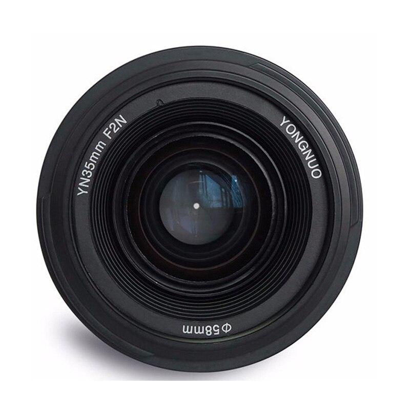YONGNUO YN50mm f1.8 YN EF 50mm f / 1.8 AF ობიექტივი - კამერა და ფოტო - ფოტო 3