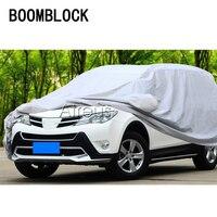 SUV L Waterproof Dustproof Car covers For Toyota RAV4 BMW X1 Audi Q5 Q3 Peugeot 3008 4008 VW Tiguan 2016 2017 Auto Accessories