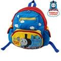 Новый мультфильм Томас локомотив дети Нейлон ранцы школьные сумки детские игрушки томас Рюкзаки Рюкзаки бесплатная доставка