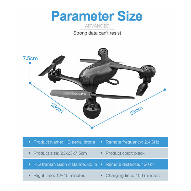 Image 5 - LM06 KF600 Drone 1080P/4K Wifi FPV Dual Camera Optical Flow Positioning Gesture Control Altitude Hold Quadcopter Vs SG106 PM9-in RC Helicopters from Toys & Hobbies