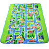2m 1 6 M City Traffic Baby Crawling Mat 0 5 Cm Thick EVA Foam Climbing