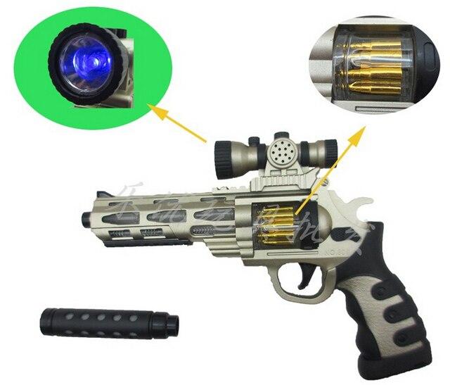 Steampunk Nerf Nite Finder gun hand painted