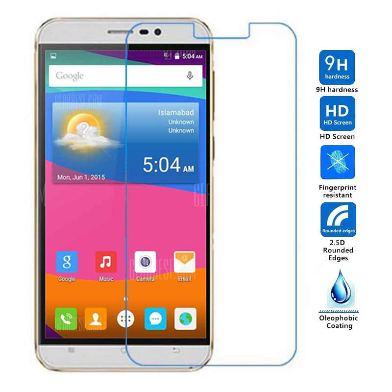 2PCS Tempered Glass For Cubot Note S  Explosion-proof Screen Protector for Cubot X18 X18Plus H3 H2 Dinosaur Rainbow 2 X15 Max