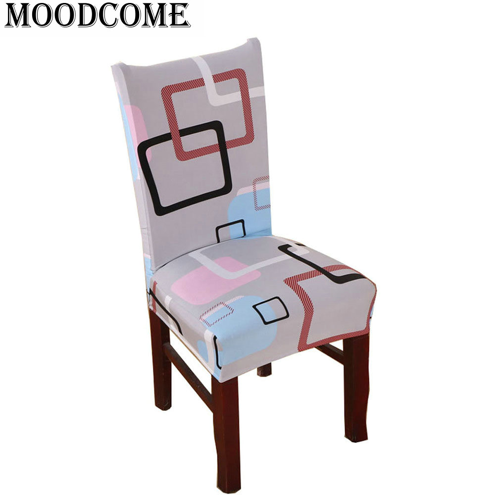 office chair covers printing polyester spandex stoelhoezen ...