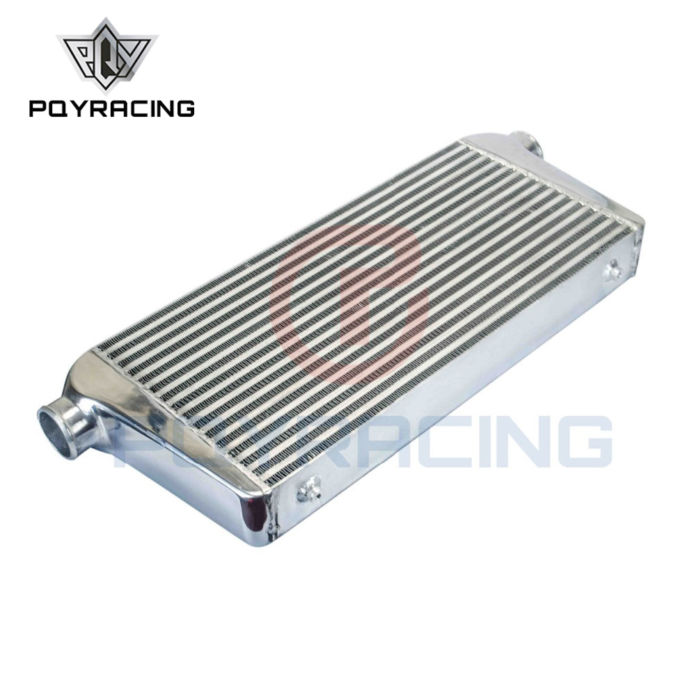 PQY - 600*300*76mm Universal Turbo Intercooler bar&plate OD=2.5