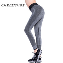 CHRLEISURE 4 Colors S-XL Women's Pants CHRLEISURE For Work Out Jeggings Skinny Clothes Pants For Women High Elastic Clothing