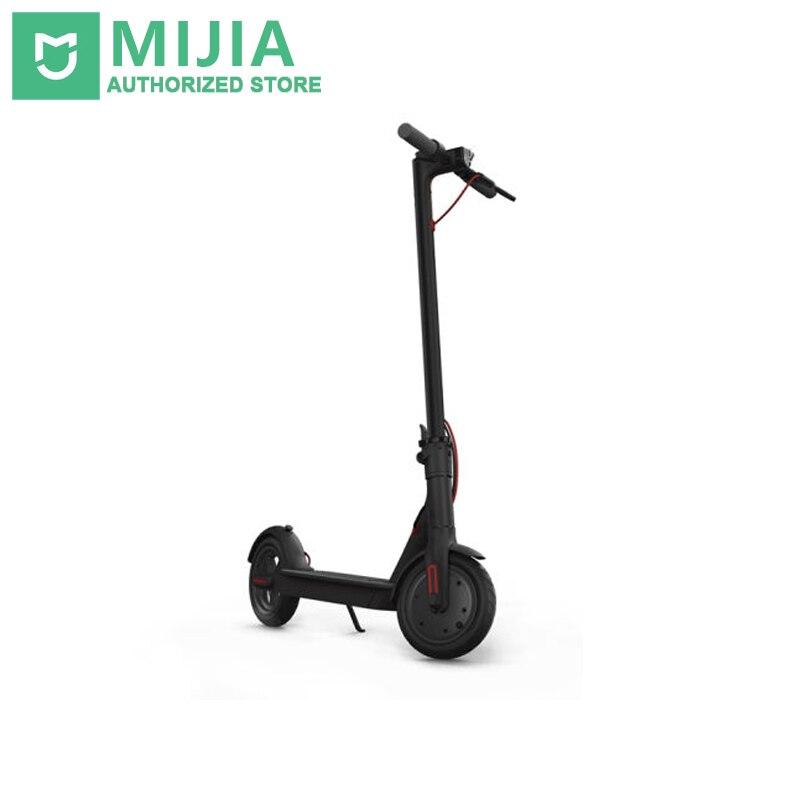 Nouveau Xiaomi Mijia M365 Scooter électrique intelligent pliable léger longue planche à roulettes hoverboard 30 KM kilométrage avec batterie APP & LG