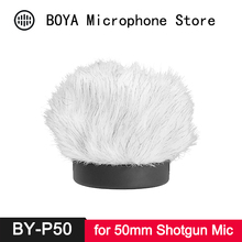 BY-P50 Microphone Windshield for BY-VM01 C451 B C480 B/CK61 62 63 SE300 B SGM-2X Beyerdynamic MCE 72 DPA 4006 4011 KM 184 ME 62 цена