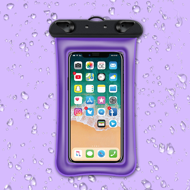 Waterproof Floating Phone Case Pouch