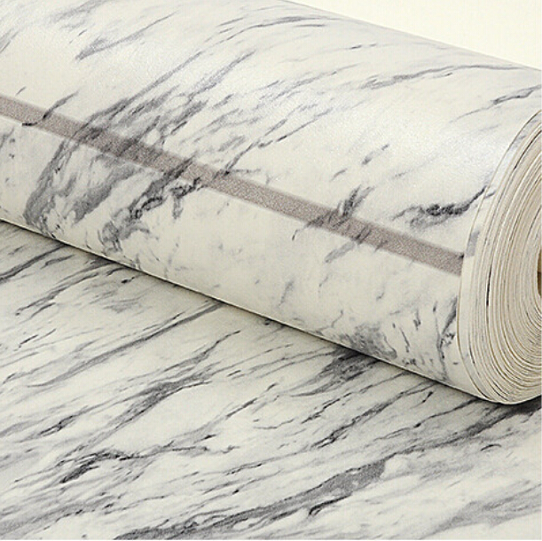 beibehang Pvc wallpaper marble design wallcovering simple wall paper papel  de parede for beibehang TV background papier peint-in Wallpapers from Home  ...
