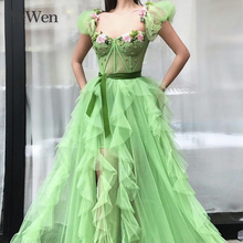 YEWEN Elves Princess Evening Dress Special Occasion Dresses