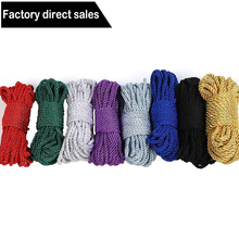 Soft Cotton Rope BDSM Bondage Silk Rope Restraints,5M 10 M Rope Cord Binding Binder Restraint,