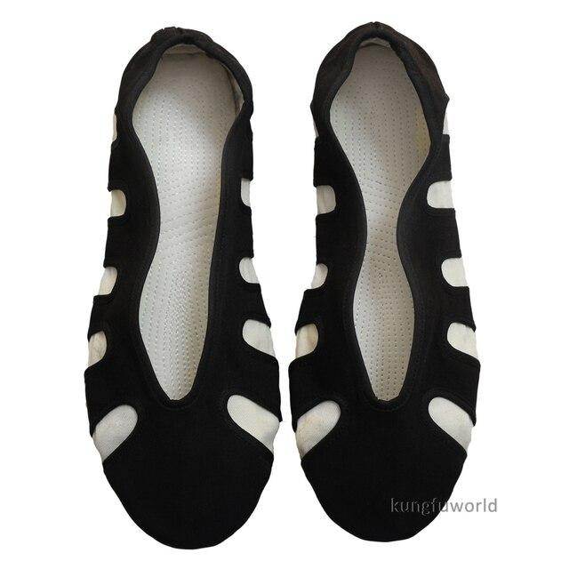 Удан Даосский Mountian Shifang Кунг-фу Обувь Тай-чи Боевых искусств Каратэ Тхэквондо Спортивные Кроссовки