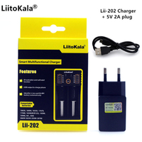 Lii-202and 5V 2A EU