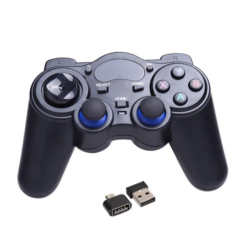 Universel 2.4G Sans Fil Jeu Gamepad Joystick pour Android TV Box Comprimés PC GPD XD Contrôleur de Jeu