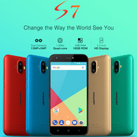 2GB+16GB Ulefone S7 Pro Android 7.0 Smartphone Cellulare 2500mAh Dual SIM 13MP Apr18