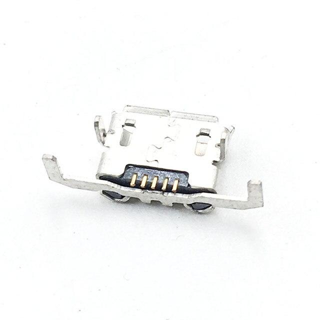 50PCS מיקרו USB טעינת חשמל מחבר שקע מזח נמל עבור Xbox אחת בקר