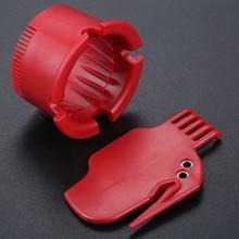 цена на Creative Red Brush Cleaning Tool For iRobot Roomba 500 600 700 Series Vacuum Cleaner Brush Comb