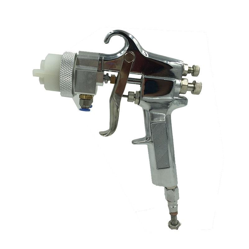 SAT1182 Farba Chrome Podwójny pistolet natryskowy Airbrush Pistolet - Elektronarzędzia - Zdjęcie 2