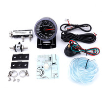 Dyoracing 60MM Car Turbo Boost Gauge 3Bar With Adjustable Turbo Boost Controller Kit 1-30PSI IN-CABIN Car Meter