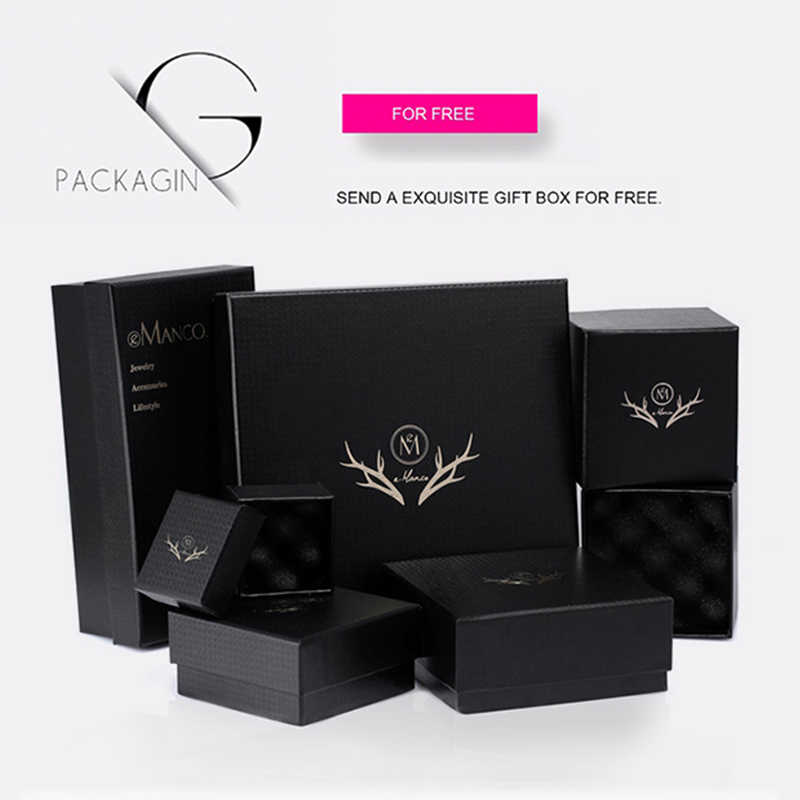 EManco ステンレス鋼チョーカーネックレスシンプルなチェーンネックレス女性のファッションジュエリーギフトドロップ配送卸売