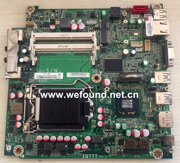 Desktop Motherboard For M92 M92P M72E IQ77T System Board Fully Tested desktop motherboard for b305 system board fully 100% working tested new
