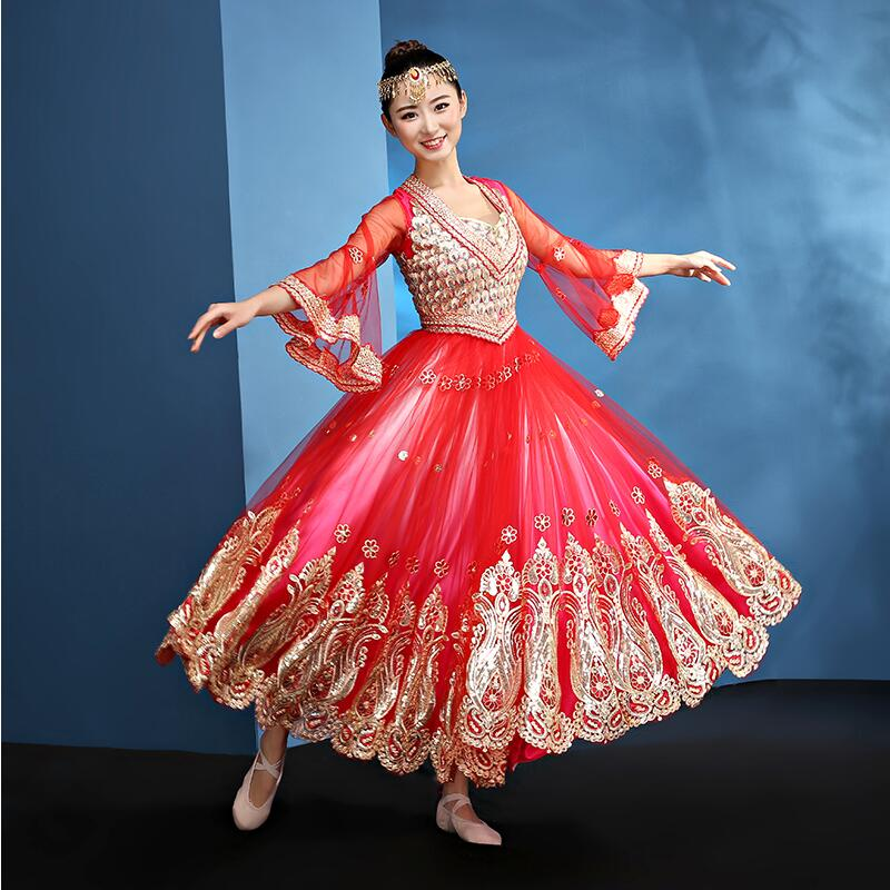Women Performance Belly Dance Clothes India Belly Dance