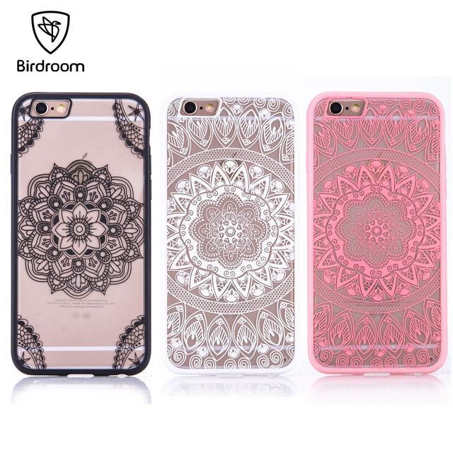 Birdroom Phone Case For iPhone 7 8 Plus iPhone 5S Case