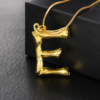 Alphabet Personalized Letter Necklace7