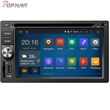 6.2 Inch Quad Core Android 5.1 Car DVD GPS  For Universal With 16 GB Flash Wifi Bluetooth GPS Free Map