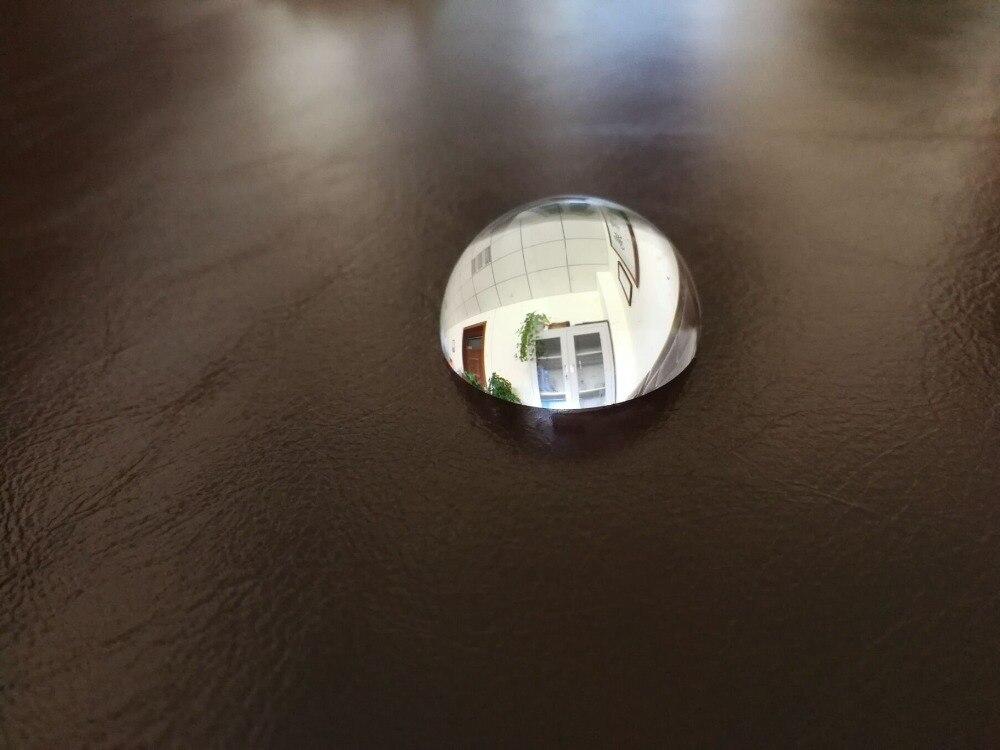 Laser Entfernungsmesser Durch Glas : D mm fokus halb ball objektiv optische glas led co laser