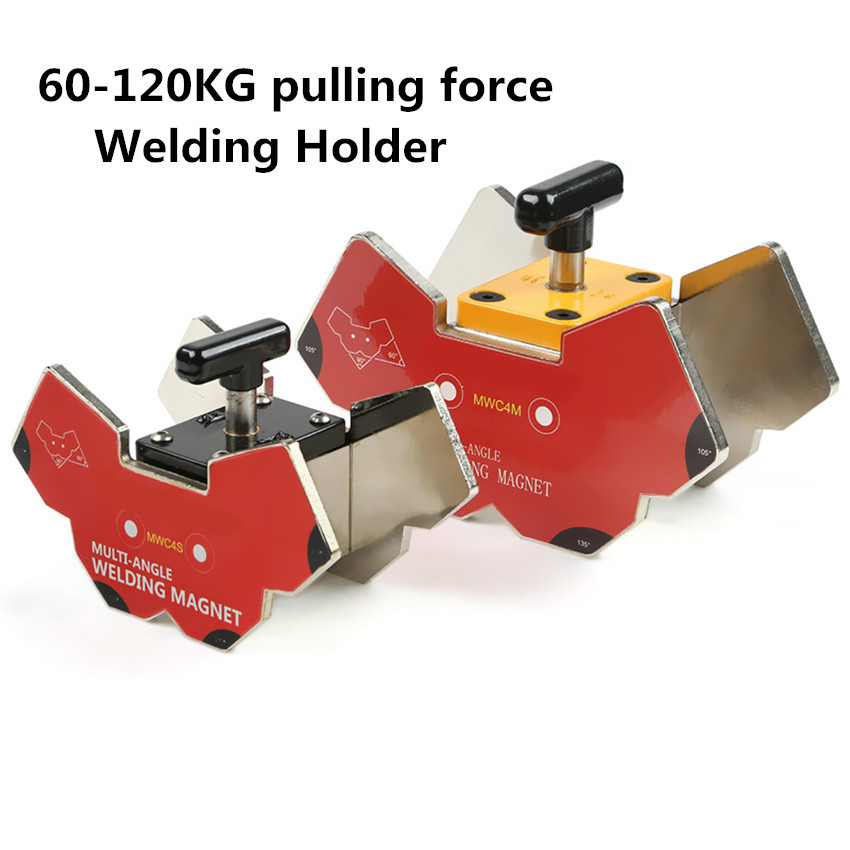 Multi-angle Switchable Magnetic Holder On&off Switch Strong Power NdFeB Welding Magnets Clamp Small and Large Size lishuai multi angle switchable magnetic holder strong power ndfeb welding magnets clamp