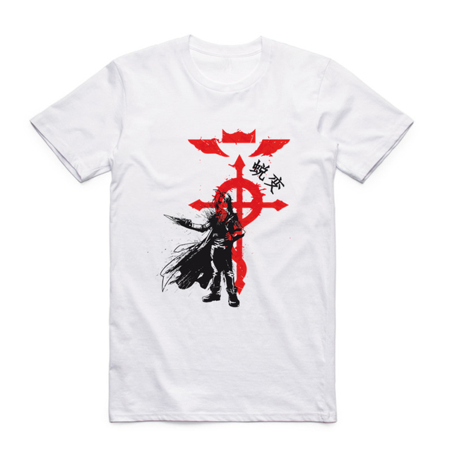 Anime Fullmetal Alchemist T-shirt